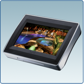 Jandy AquaLink RS TouchLink Control Panel